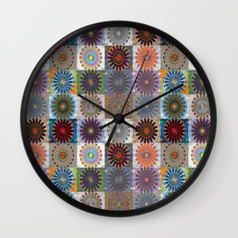 Invigorating Emergence Collection Wall Clock