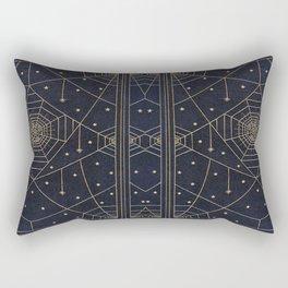 Spider Silk Stars Book Rectangular Pillow