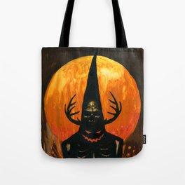 Autumn Acolyte Tote Bag