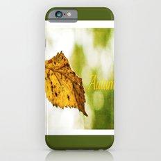 Snapshot of Autumn {Panoramic} iPhone 6s Slim Case