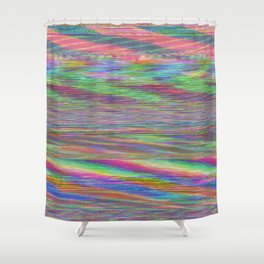 Chelsea Hotel N.2 Shower Curtain