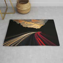 Highway to Adventure Rug