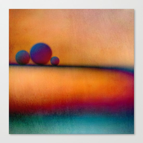 54TURN Canvas Print