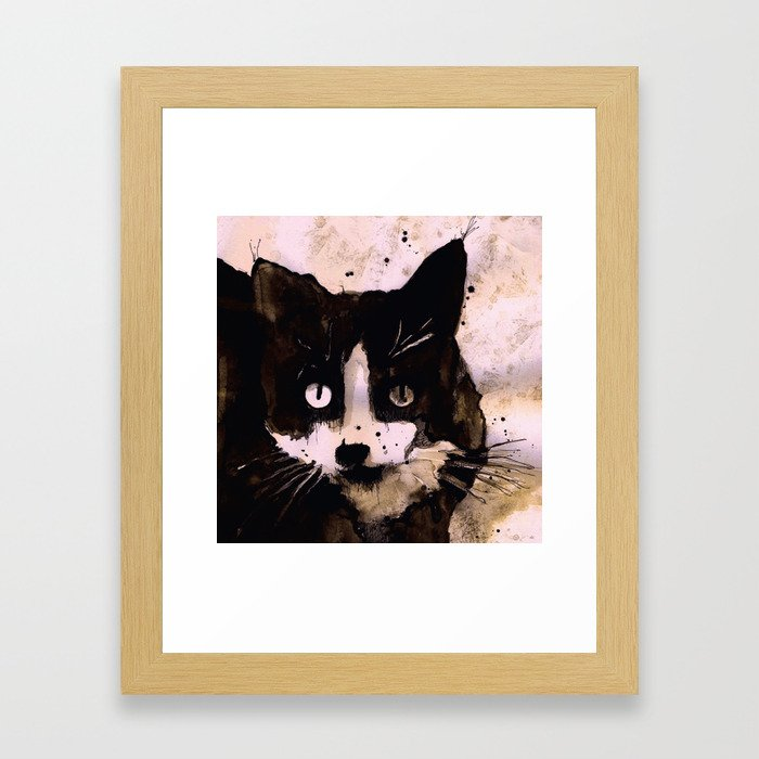 Eddie Framed Art Print