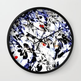 Eden tree Wall Clock