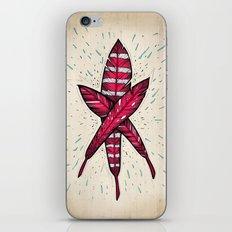 Three Flights iPhone & iPod Skin