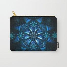 Anasazi Star Mandala Meditation Print Carry-All Pouch
