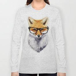 Mr. Fox Long Sleeve T-shirt