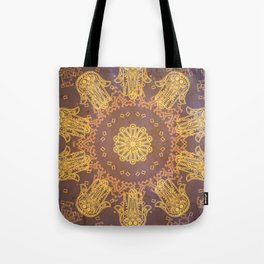 Khamsah Tote Bag