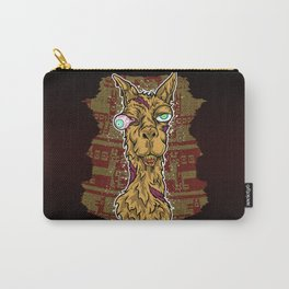 Don't mess with the llama! Carry-All Pouch