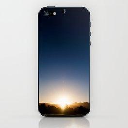 Day n Nite iPhone Skin