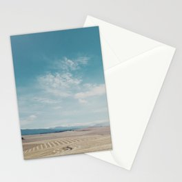 Overberg farmlands, South Africa Stationery Cards