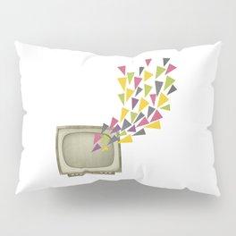 Transmission Pillow Sham