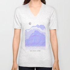 Mount Everest Unisex V-Neck