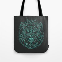 royal Tote Bags featuring Royal by Rayfee