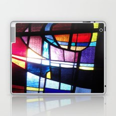 Stained Beauty Laptop & iPad Skin