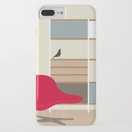 Inside Mid century modern 116 iPhone Case