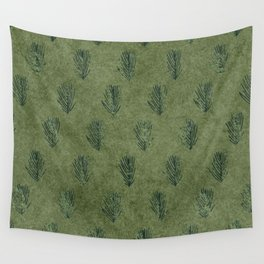 Pine Needles Wall Tapestry