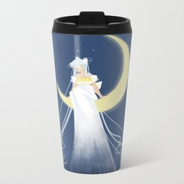 Moon Princess Metal Travel Mug
