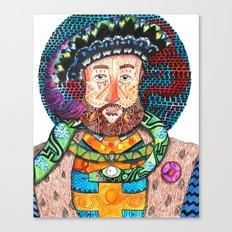 Henry the Snake Canvas Print