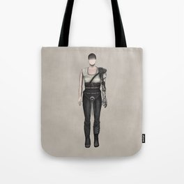 Furiosa without a face (MadMax) Tote Bag