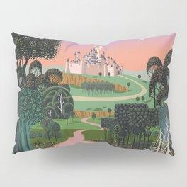 Dream for a Castle Pillow Sham