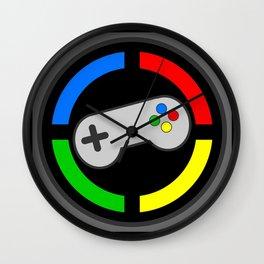 Video Gamer 4 Life Wall Clock