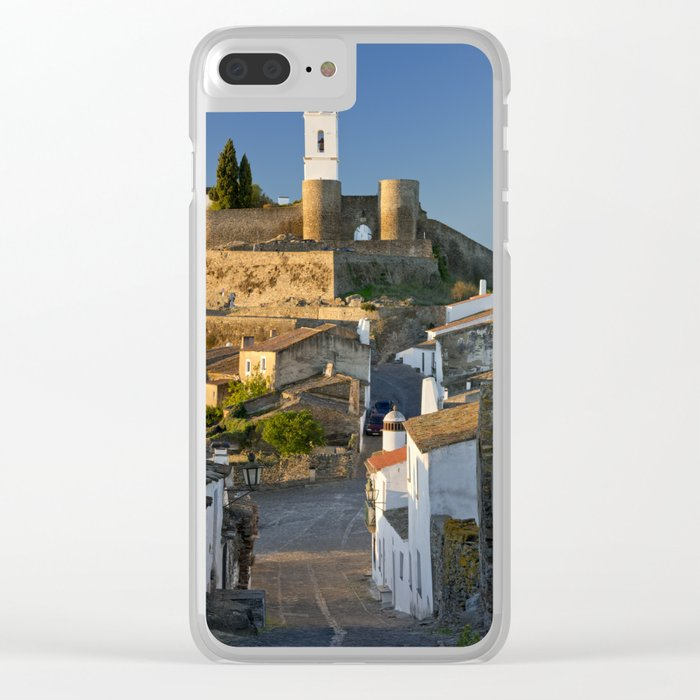 Monsaraz, Portugal, the Alentejo Clear iPhone Case