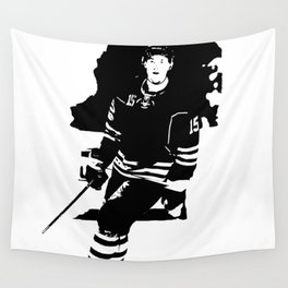 Jack Eichel - the Buffalo Saviour Wall Tapestry