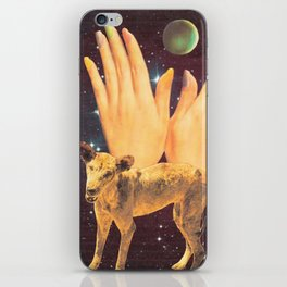 Feral Dogs iPhone Skin