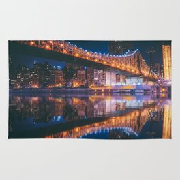 An Evening Like This - New York City Rug