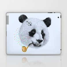 Panda Sailor Laptop & iPad Skin
