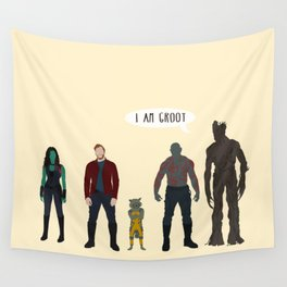 GUARDIANS OF THE GALAXY Wall Tapestry