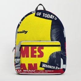 Rebel Without A Cause Backpack
