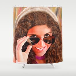 Get Ready to Have Fun Shower Curtain