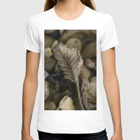 leaf T-shirts featuring Leaf by LoRo  Art & Pictures