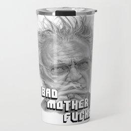 The King of Sweden - Bad Mother Fucker Travel Mug