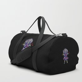 Scary Doll Duffle Bag