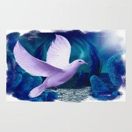 The Spiritual Realm - Dove Rug