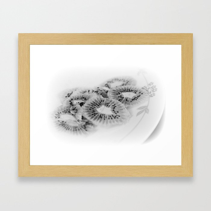 Chips Framed Art Print