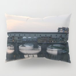 Ponte Vecchio - Firenze Pillow Sham