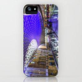 Kings Cross Station London iPhone Case