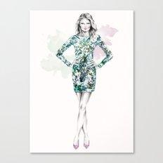 Sparkles Canvas Print