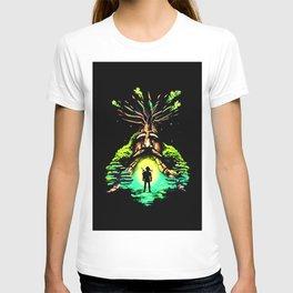 magic tree T-shirt
