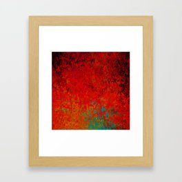 Figuratively Speaking, Abstract Art Framed Art Print