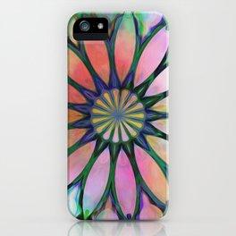 Tropical Flower Dream iPhone Case