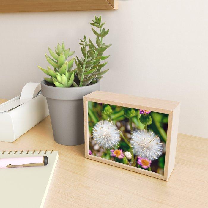 Fruitful Couple Framed Mini Art Print