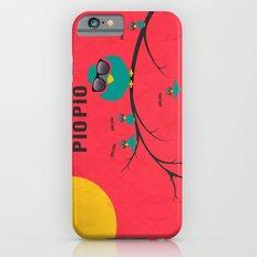 pío pío, PÍO PÍO iPhone 6s Slim Case