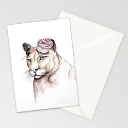 Cupcake Lizzie! Stationery Cards
