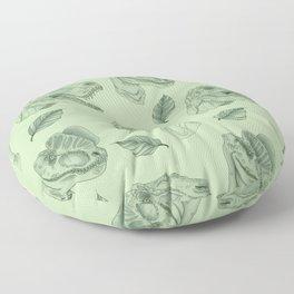 Dino Damage Floor Pillow